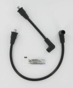 8 8mm Spark Plug Wires Harley Softail Fxst Flst 84 99 Ebay