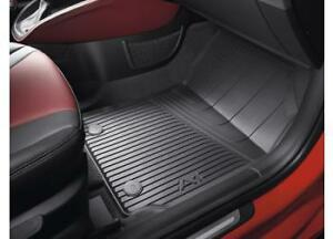 Genuine-Audi-A1-Front-Rubber-Mats