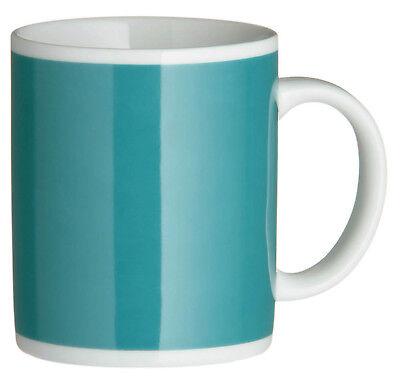 Set Of 6 Coffee Tea Latte Drinks Mug 11oz Cup Choice Of 12 New Funky Colours
