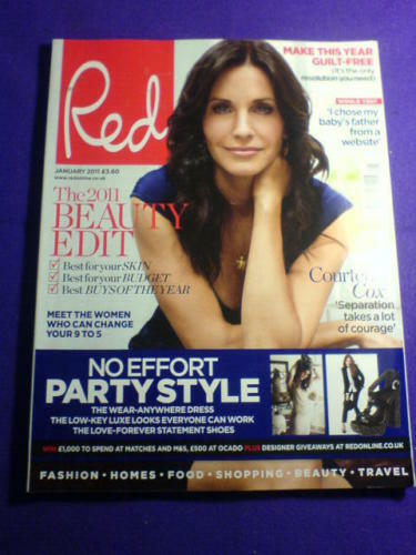 RED - COURTNEY COX - Jan 2011