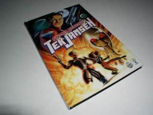 Oni-Press-Stephen-Colberts-Tek-Jansen-TPB-2009