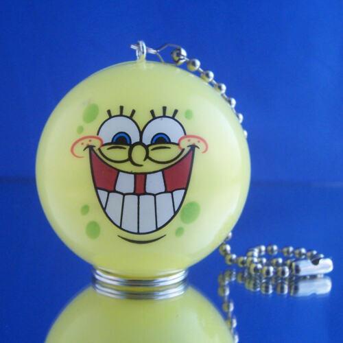 FAN PULLS NEW NICKELODEON SPONGEBOB BALL LIGHT LAMP