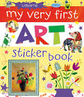 My Very First Art Sticker Book by Rosie Dickens (Paperback, 2011)