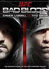 UFC Bad Blood (DVD, 2011)