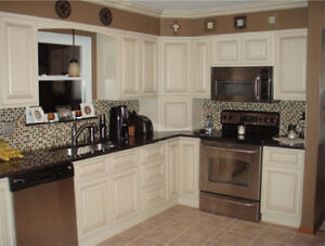Arlington White 10 X 10 Rta Kitchen Cabinet Furniture Ebay