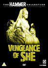 The Vengeance Of She (DVD, 2007)