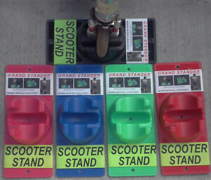 Grand Stander Scooter Stand for Razors and other brands