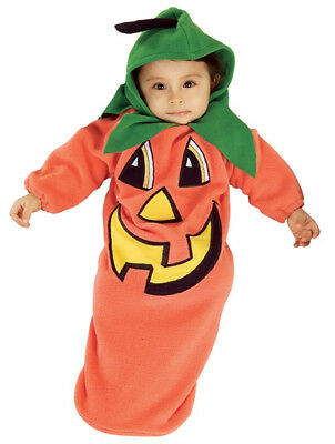 Pumpkin Jack O' Lantern Dress Up Halloween Infant Child Costume
