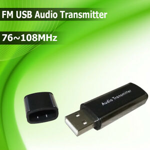 USB2-0-FM-Audio-transmitter-Wireless-adapter