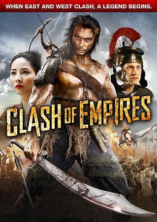 Clash of Empires DVD