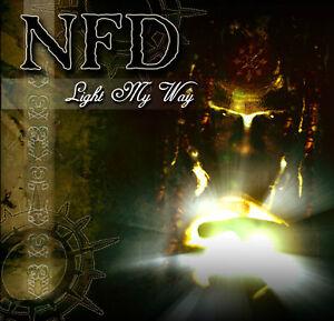 NFD-039-Light-My-Way-039-039-Senseless-039-goth-rock-7-034-new-unplayed-Fields-of-the-Nephilim