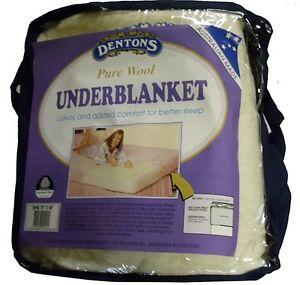 Dentons-Australian-Wool-Mattress-Cover-Choice-Sizes