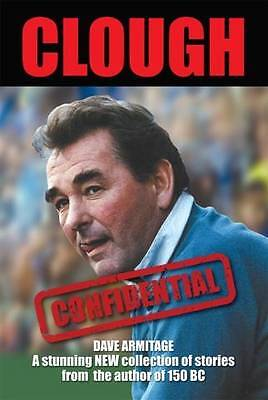 Clough: Confidential by Dave Armitage, Good Book (Hardcover) FREE & Fast Deliver
