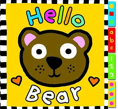 Hello Bear (Touch & Feel Board Books), Roger Priddy, Very Good Book