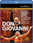 Mozart - Don Giovanni (Blu-ray, 2009, 2-Disc Set)
