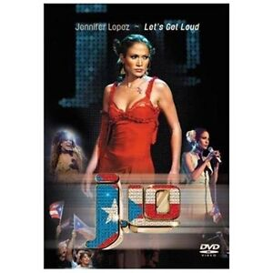 bce6e6daf2 Jennifer Lopez - Lets Get Loud (DVD, 2003) for sale online | eBay