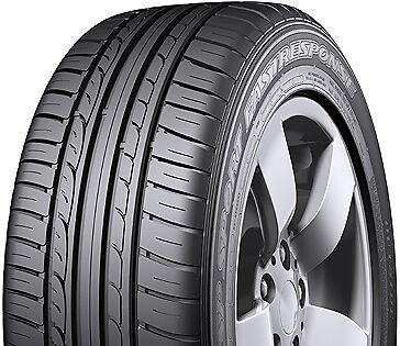 2 Stück 155/65 R 3  73T Streetresponse Dunlop