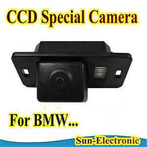 CCD-Rear-View-Reverse-Parking-Camera-For-BMW-E46-E53-E90N-E60N-E61N-X3-X5-X6-M3
