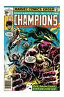 The Champions #13 (May 1977, Marvel)