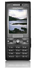 Sony Ericsson  Cyber-shot K800i - Schwarz (T-Mobile) Handy