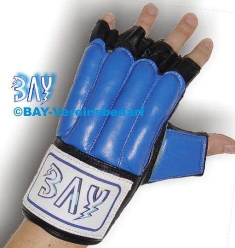 """BAY® /""""EVO/"""" EXTRA DICK LEDER Sandsackhandschuhe Boxhandschuhe Sandsack Boxsack"""