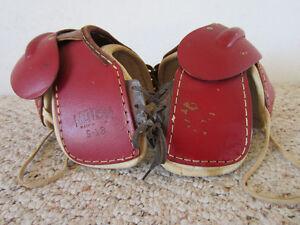 vintage football pads eBay