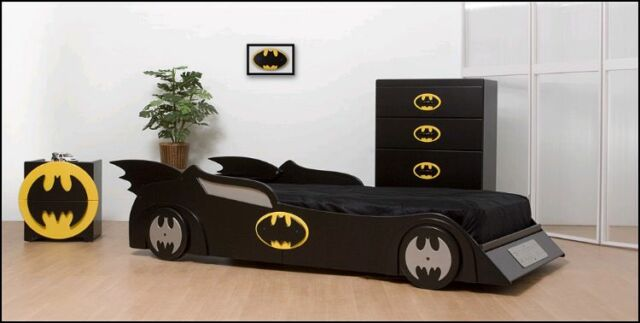BATMAN BATMOBILE BED!!!!!  SALE!!!!!!!