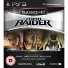 The Tomb Raider Trilogy -- Classics (Sony PlayStation 3, 2011)