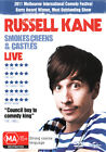 Russell Kane - Smokescreens & Castles - Live (DVD, 2012)