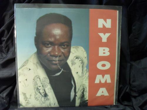 Nyboma - feat. Koffi Olomide & Djeffar Lukombo