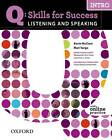 Q Skills for Success Listening and Speaking: Intro: Student Book with Online Practice by Oxford University Press (Mixed media product, 2011)