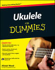 Ukulele For Dummies by Alistair Wood (Paperback, 2011)