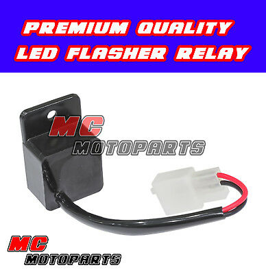 LED Turn Signal Flash Rate Relay ZX10R ZX6R 05 06 07 08