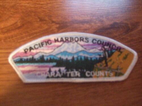 MINT CSP Pacific Harbors Council FOS SA-26