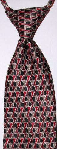 New Genuine GIORGIO BISSONI boy/'s zip on tie,4-10 years