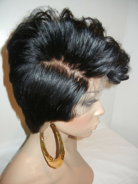 INSTOCK! Kisha Yaki Indian Remy Human Hair Full Lace Wig
