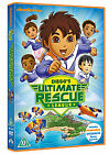 Go Diego Go - Diego's Ultimate Rescue League (DVD, 2011)