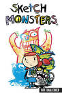 Sketch Monsters Book 1: Escape of the Scribbles by Joshua Williamson (Hardback, 2011)
