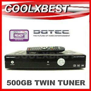DGTEC-500GB-HDD-PVR-HD-TWIN-TUNER-DIGITAL-TV-RECORDER