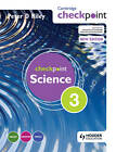 Cambridge Checkpoint Science Student's: Book 3 by Peter Riley (Paperback, 2011)