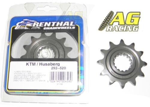 Renthal Front Sprocket 14T KTM SXF 450 2003-2012 KTM XCF 450 2003-2012