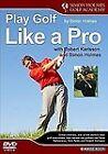 Digital Golf School - Play Golf Like a Pro (DVD, 2004)