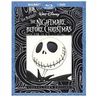 The Nightmare Before Christmas (Blu-ray/DVD, 2010, 2-Disc Set, Collectors Edition)