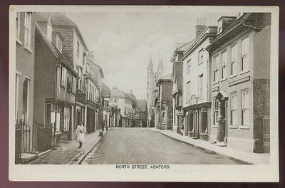 Kent ASHFORD North Street early PPC