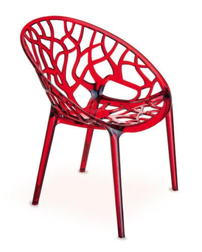 Acrylic Plexiglas Ghost Chair High Strength Polycarbonat For Inside&Outside