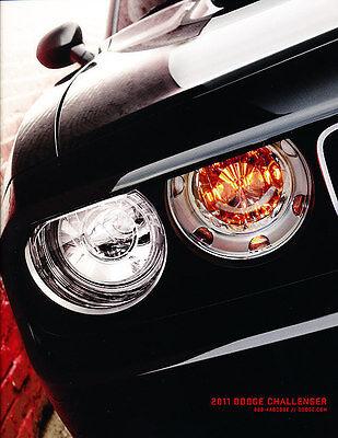 5 - 2011 Dodge Challenger Original Sales Brochure