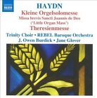 Franz Joseph Haydn - Haydn: Kleine Orgelsolomesse; Theresienmesse (2011)