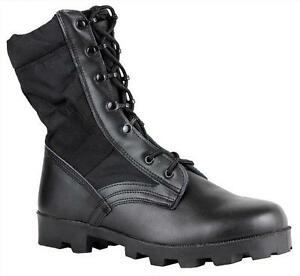 BLACK-LEATHER-MILITARY-BOOTS-M1190
