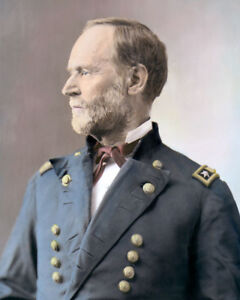 William Sherman Color