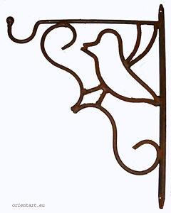 orient wandhaken haken f r blumenampel laterne garderobe lampe schmiedeeisen ebay. Black Bedroom Furniture Sets. Home Design Ideas